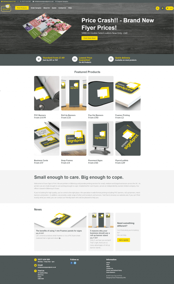 essex sign & print