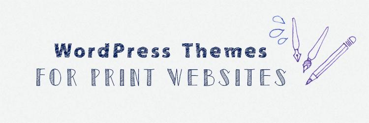 Custom Built Wordpress Web To Print Theme | Flex4 OPS